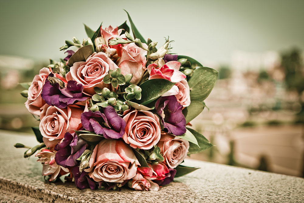 H7 Ways You Can Make Use of Your Wedding Flowers After the Big Day