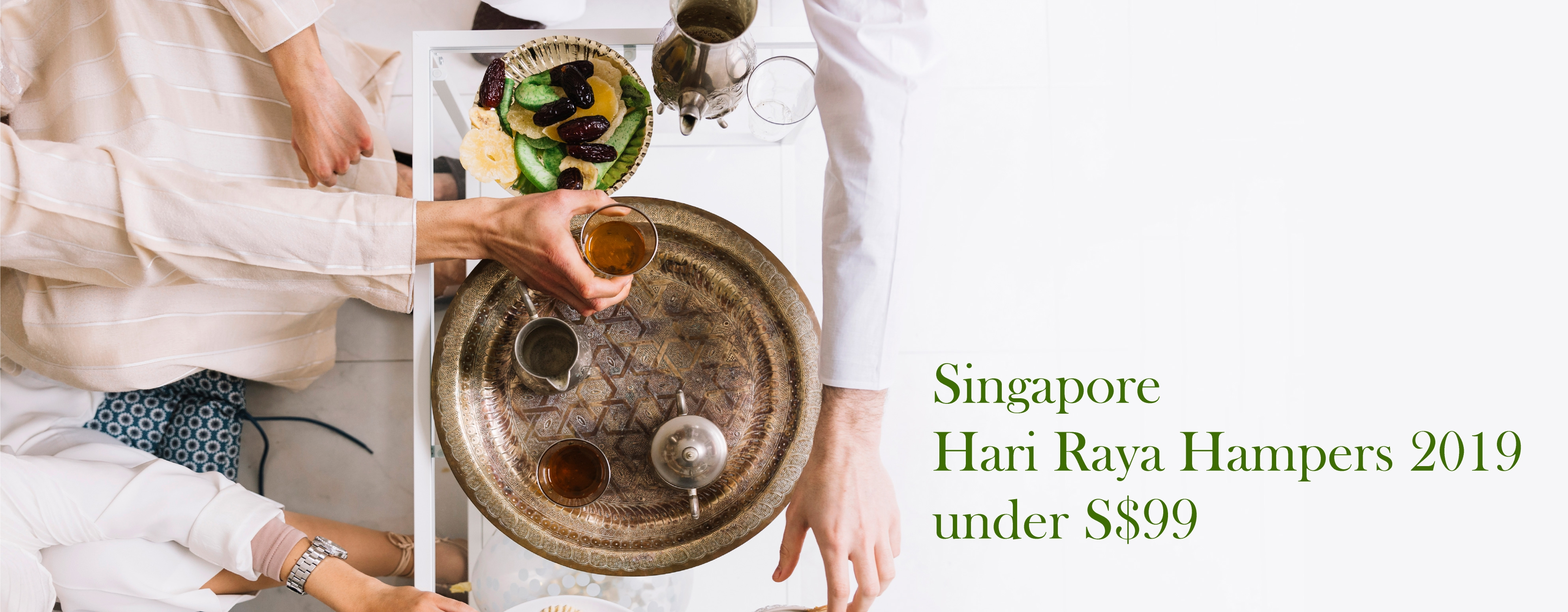 HSingapore Hari Raya Hampers 2019 under S$99