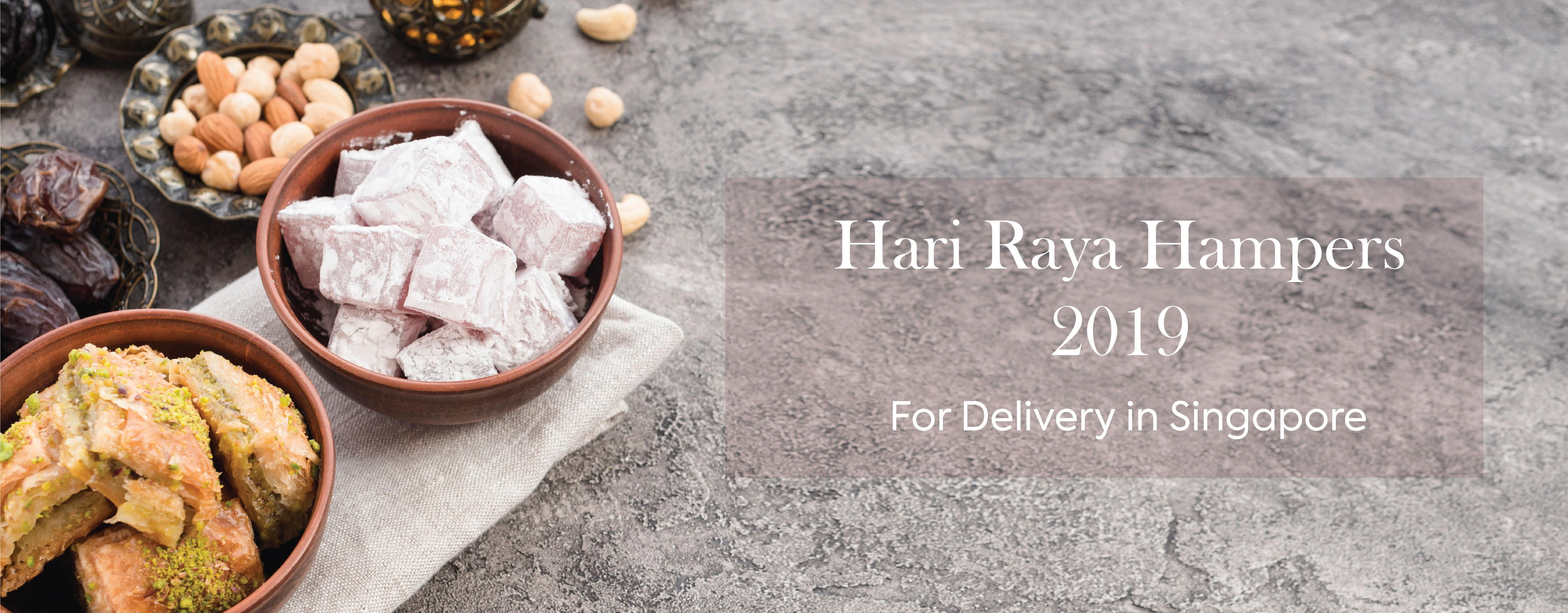 HHari Raya Hampers 2019 For Delivery in Singapore