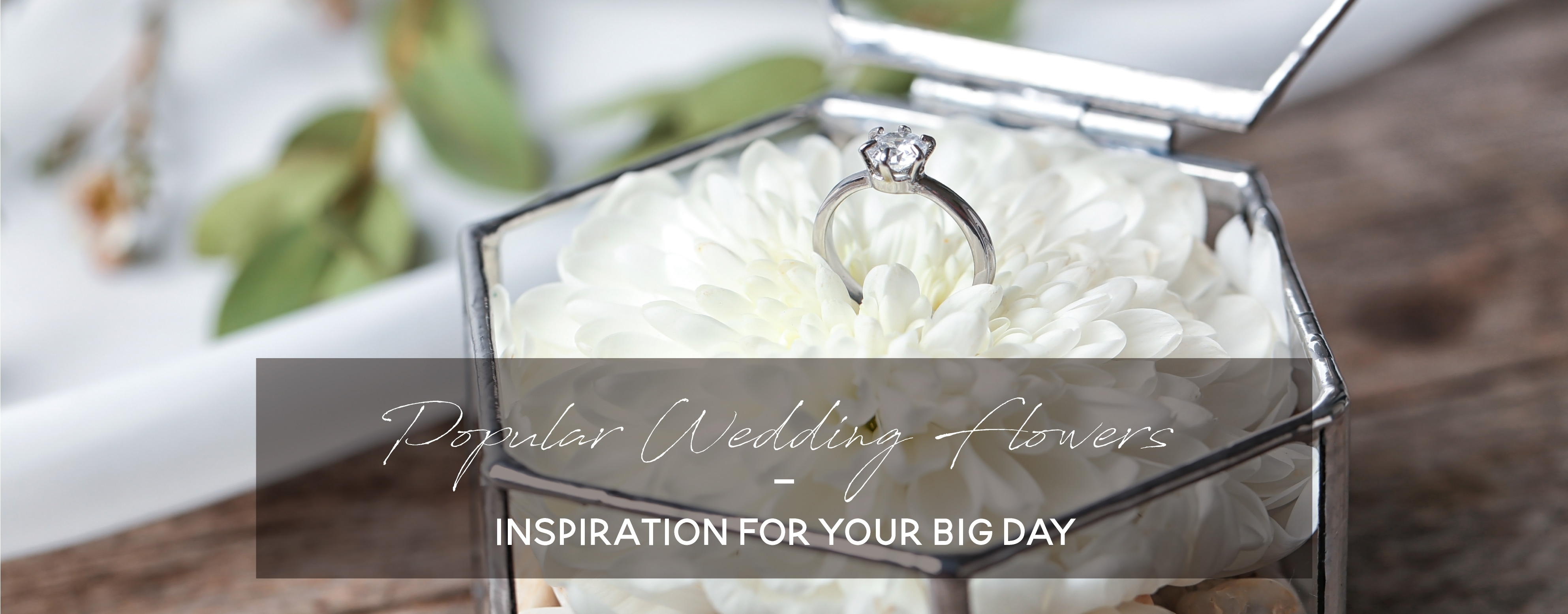 HPopular Wedding Flowers – Inspiration For Your Big Day