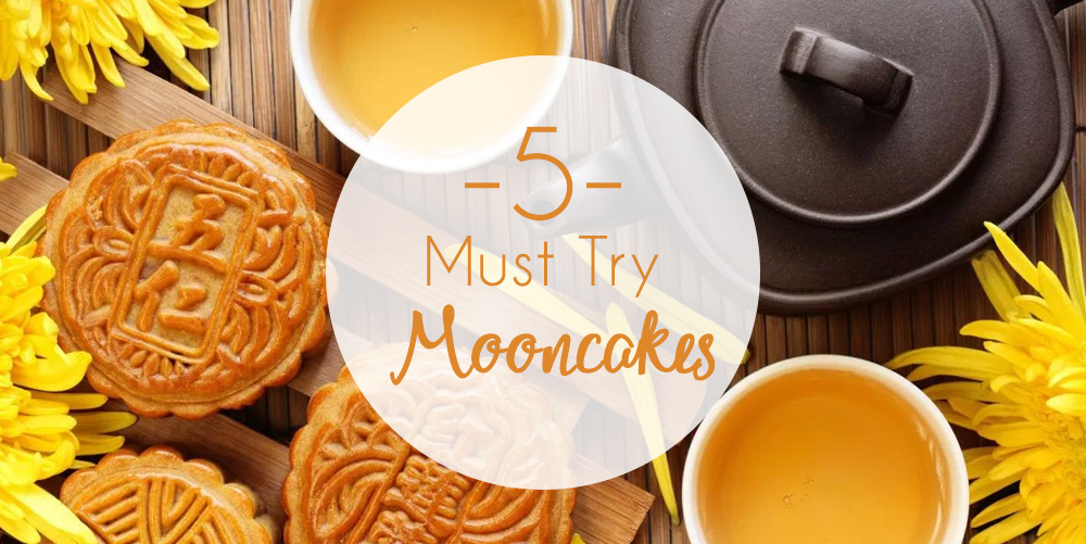HSingapore Top 5 Must-Try Mooncakes