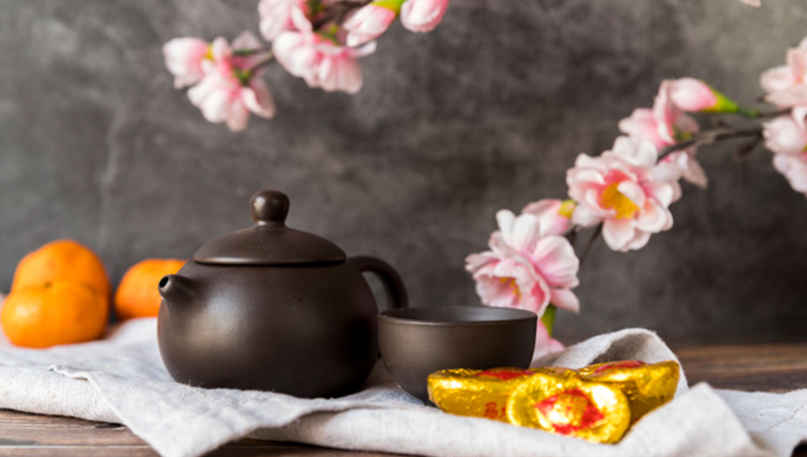 HFlowers that Carry Meaning of Wealth and Prosperity for Chinese New Year