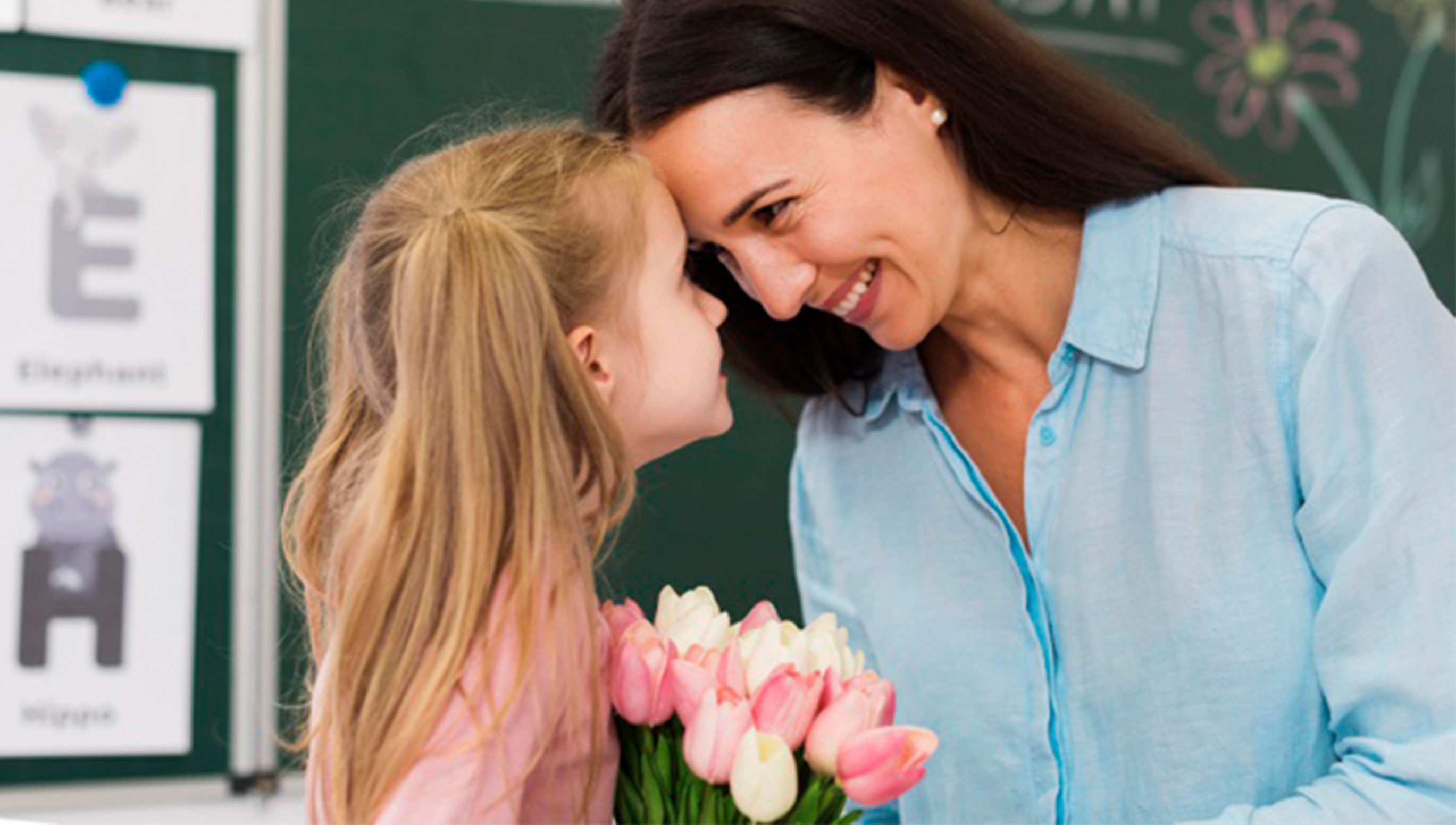 HHow to Say Thank You Properly with Flowers this Teacher's Day