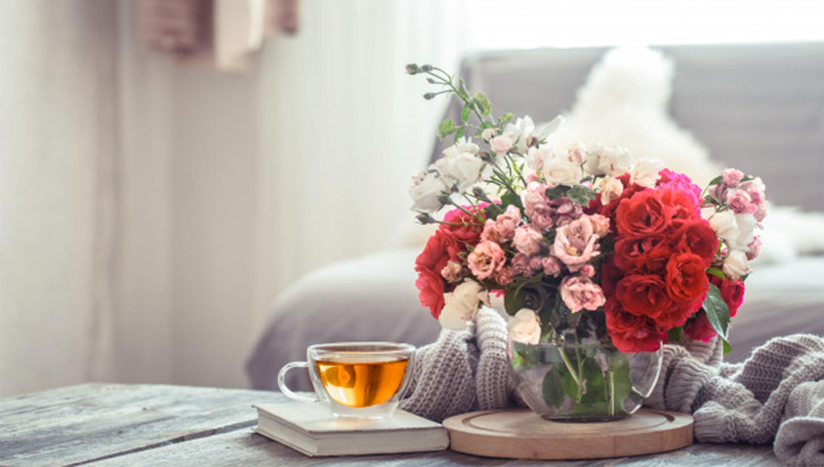 HDecorating Your Home with Fresh Flowers