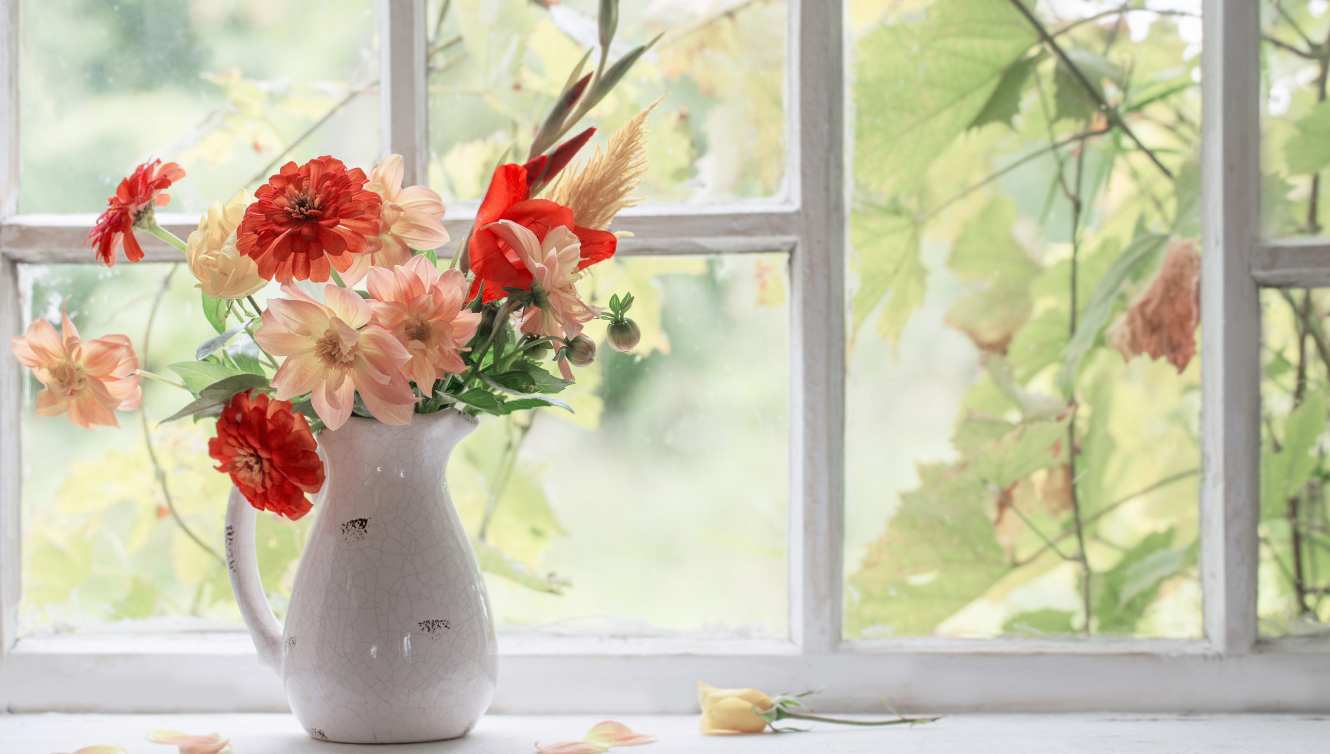 HHow to Choose the Right Flowers as Your Home Decor